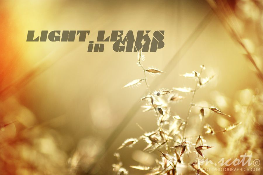 light leaks photoshop tutorial