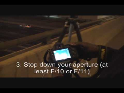 long exposure photography tutorial canon