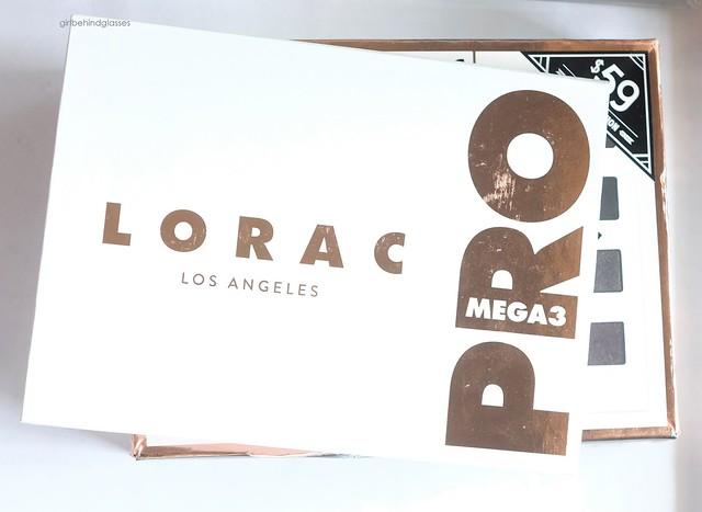 lorac mega pro 3 tutorial