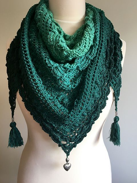 lost in time shawl video tutorial