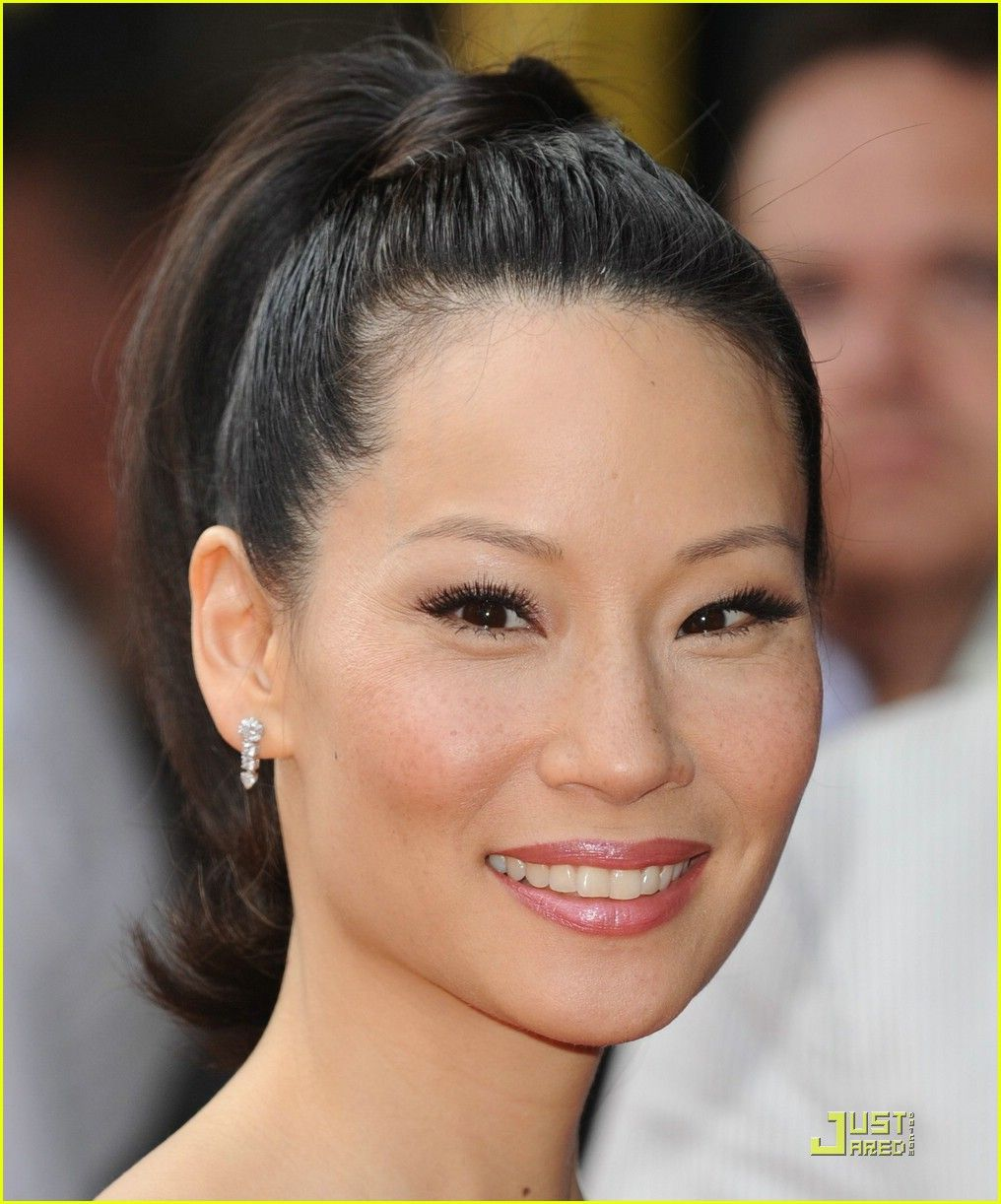 lucy liu makeup tutorial