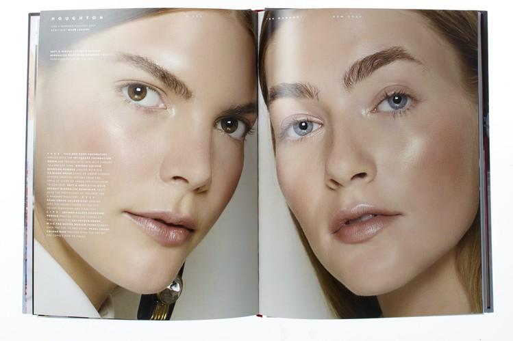 mac amber lights eyeshadow tutorial