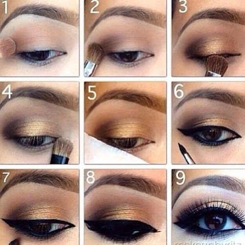 mac liquid eyeliner tutorial
