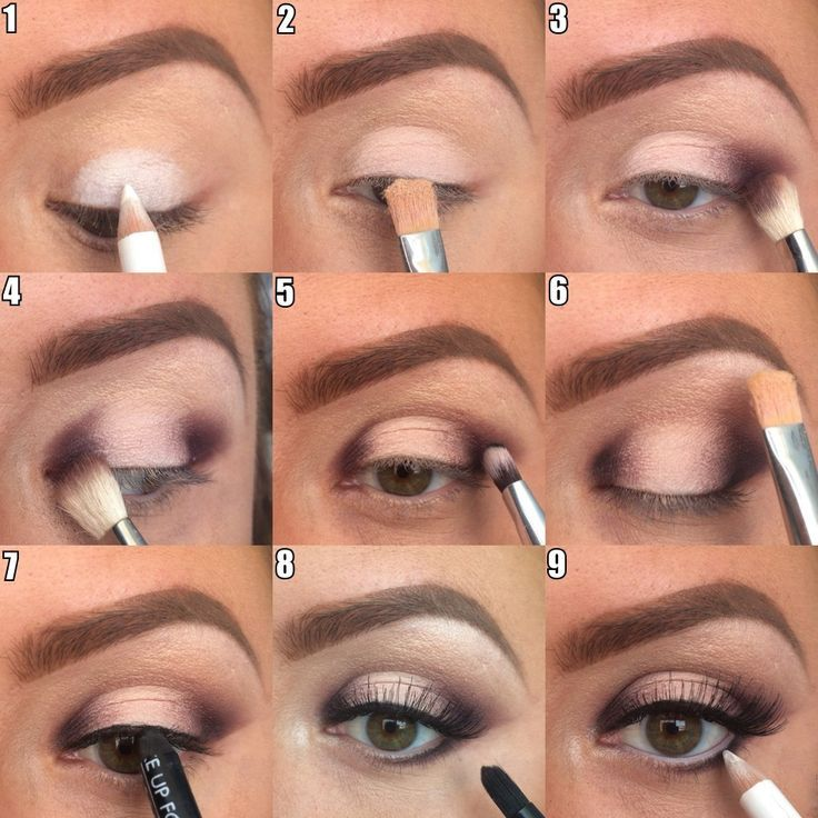 mac neutral eyeshadow tutorial