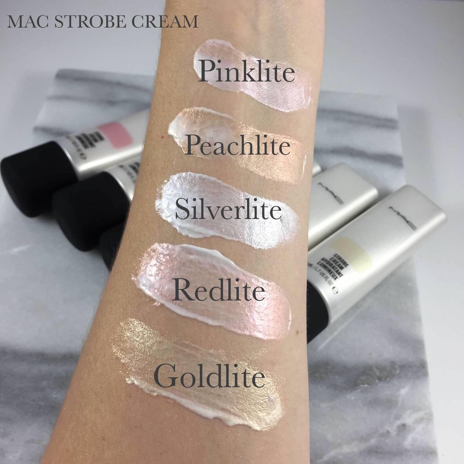 mac strobe cream tutorial