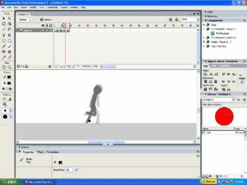 macromedia flash 8 tutorial free download