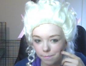 marie antoinette costume tutorial