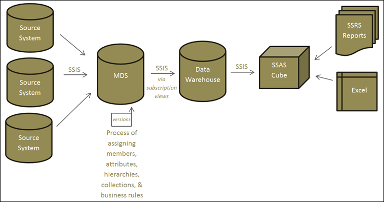 master data management sql server 2012 tutorial
