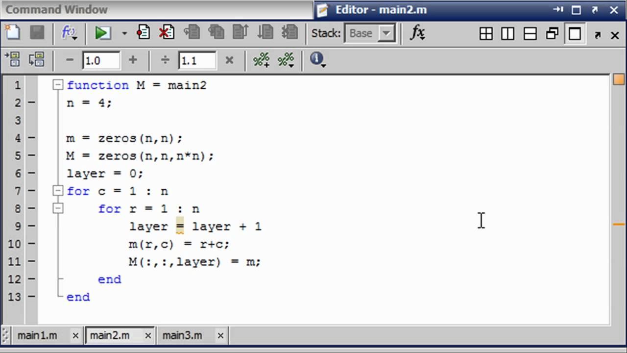 matlab tutorial for engineers