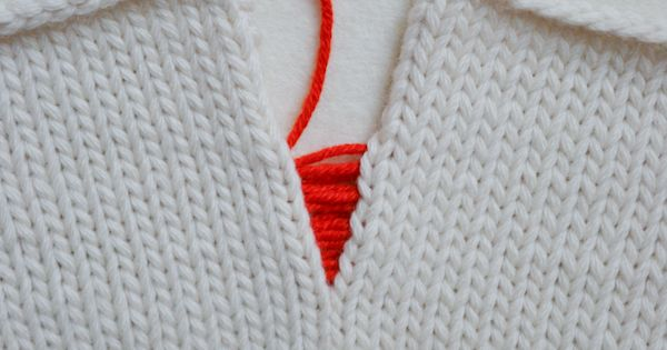 mattress stitch knitting tutorial