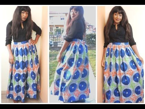 maxi dress tutorial 4 rectangles