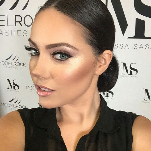 melissa sassine makeup tutorial