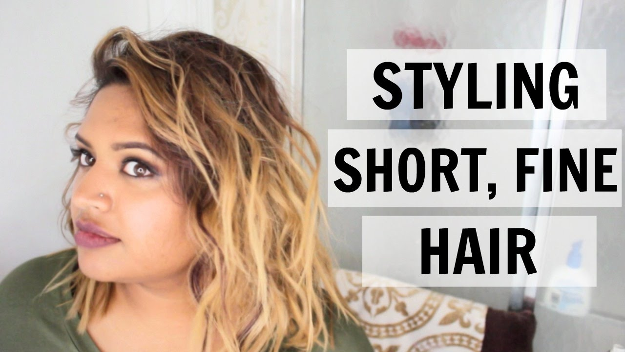 messy straight hair tutorial
