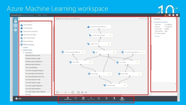 microsoft azure machine learning tutorial