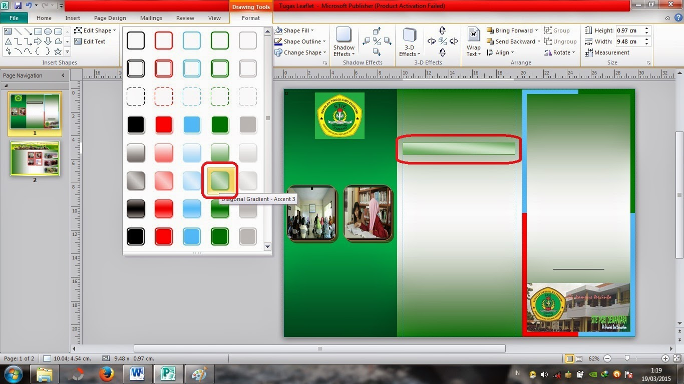microsoft office publisher tutorial