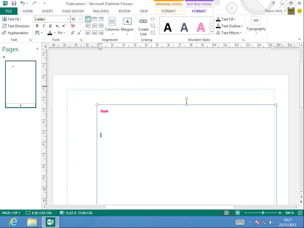 microsoft publisher 2010 tutorial pdf