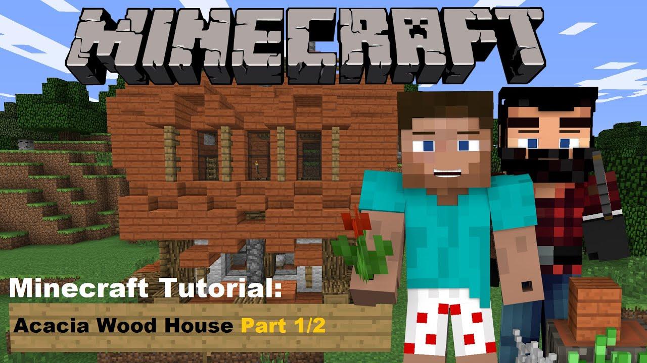minecraft city tutorial part 1