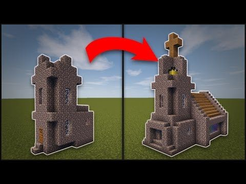 minecraft desert house tutorial