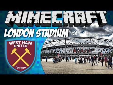 minecraft football stadium tutorial