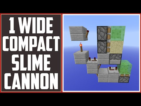 minecraft tnt cannon tutorial