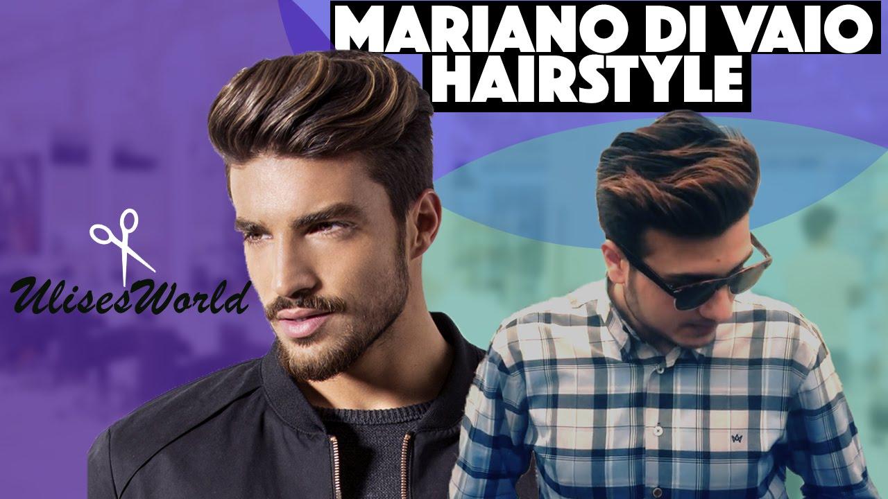 modern quiff haircut tutorial