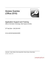 ms office 2010 tutorial pdf