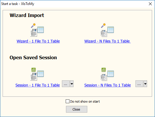 mysql for excel tutorial