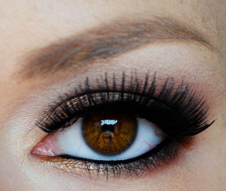 neutral smokey eye tutorial