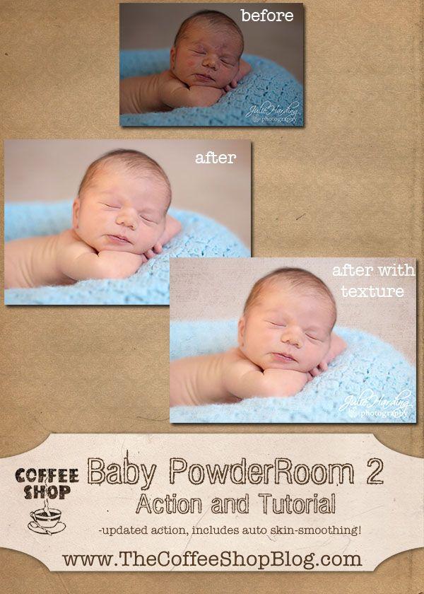newborn photography tutorial video