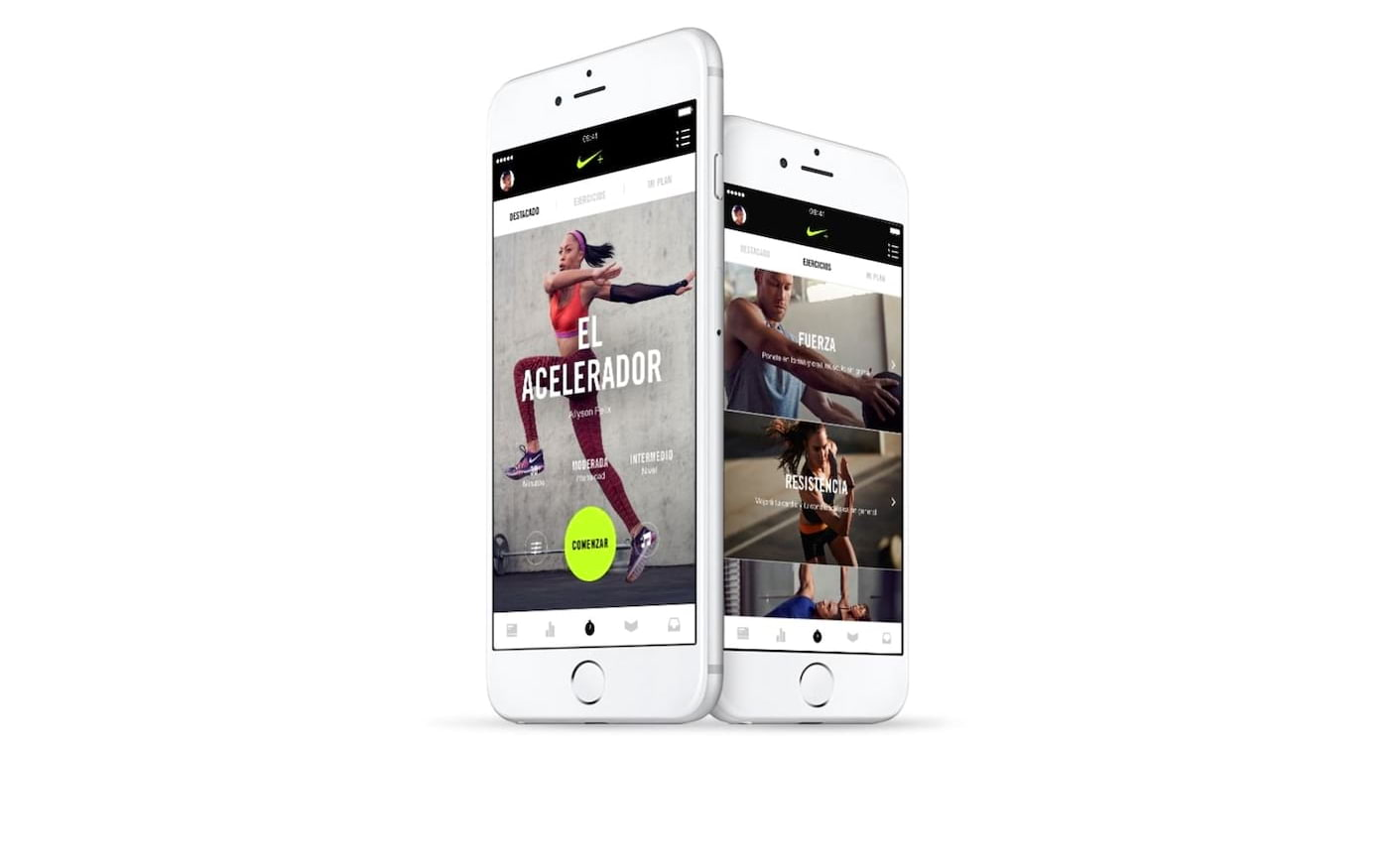 nike running club app tutorial