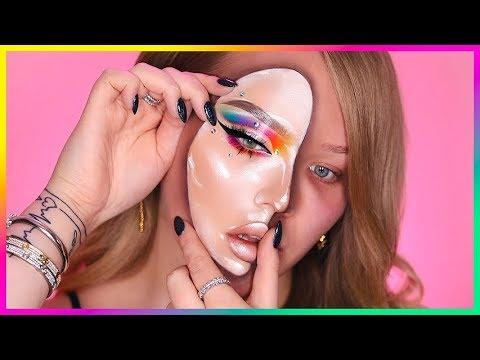 nikki makeup tutorial psycho