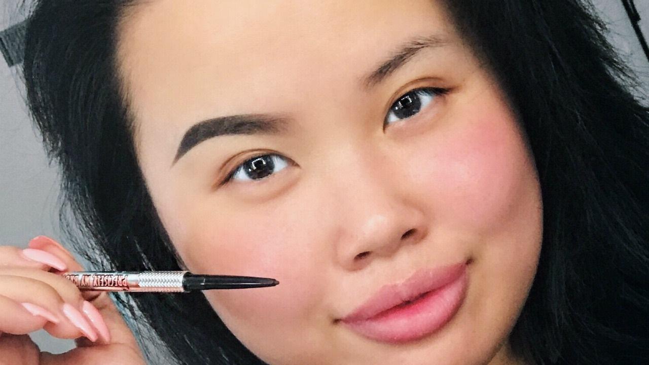 no eyebrows makeup tutorial