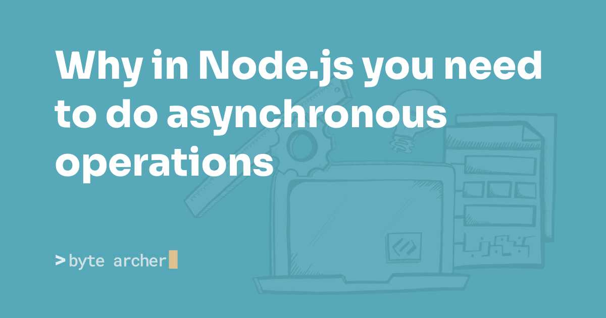 node js async tutorial