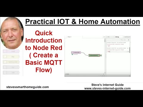 node red tutorial beginner