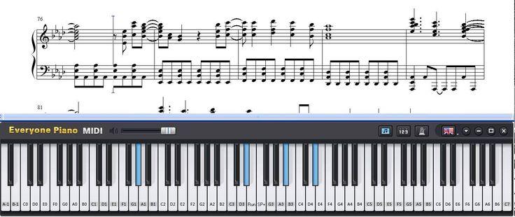 ode to joy piano tutorial