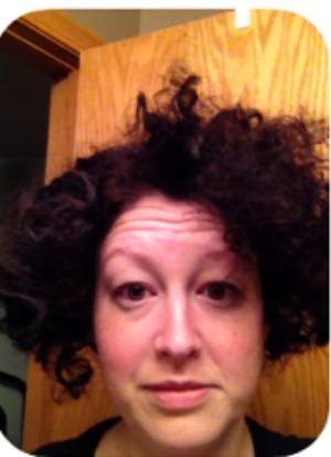 old fashioned curls tutorial