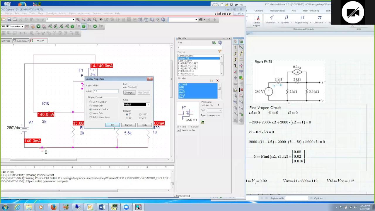 orcad 16.6 tutorial