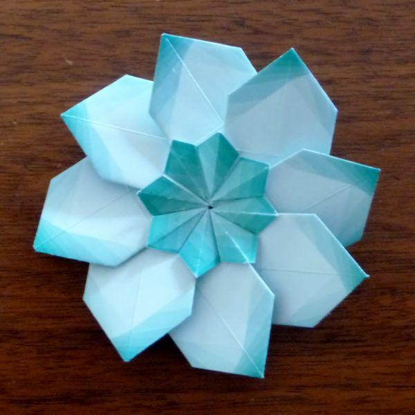 origami angel wings tutorial