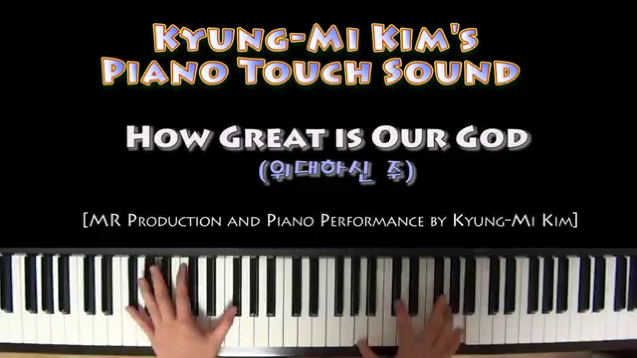 our god piano tutorial