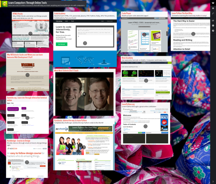 padlet tutorial for students