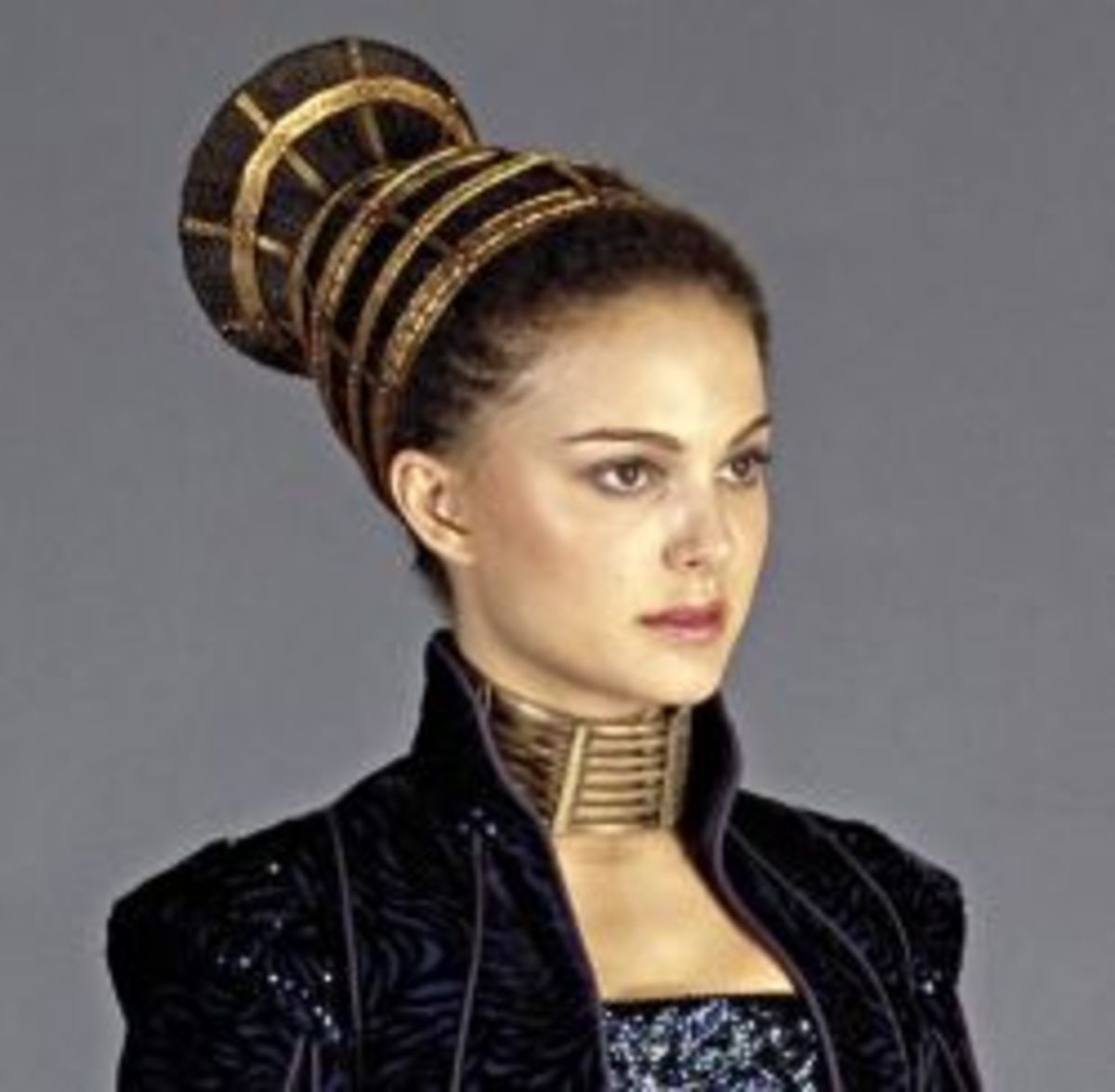 padme amidala hair tutorial