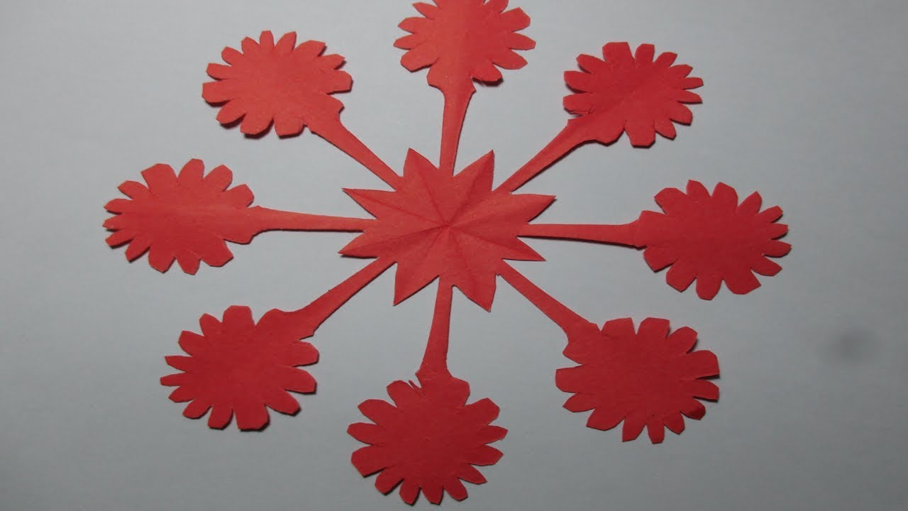 paper cutting design tutorial
