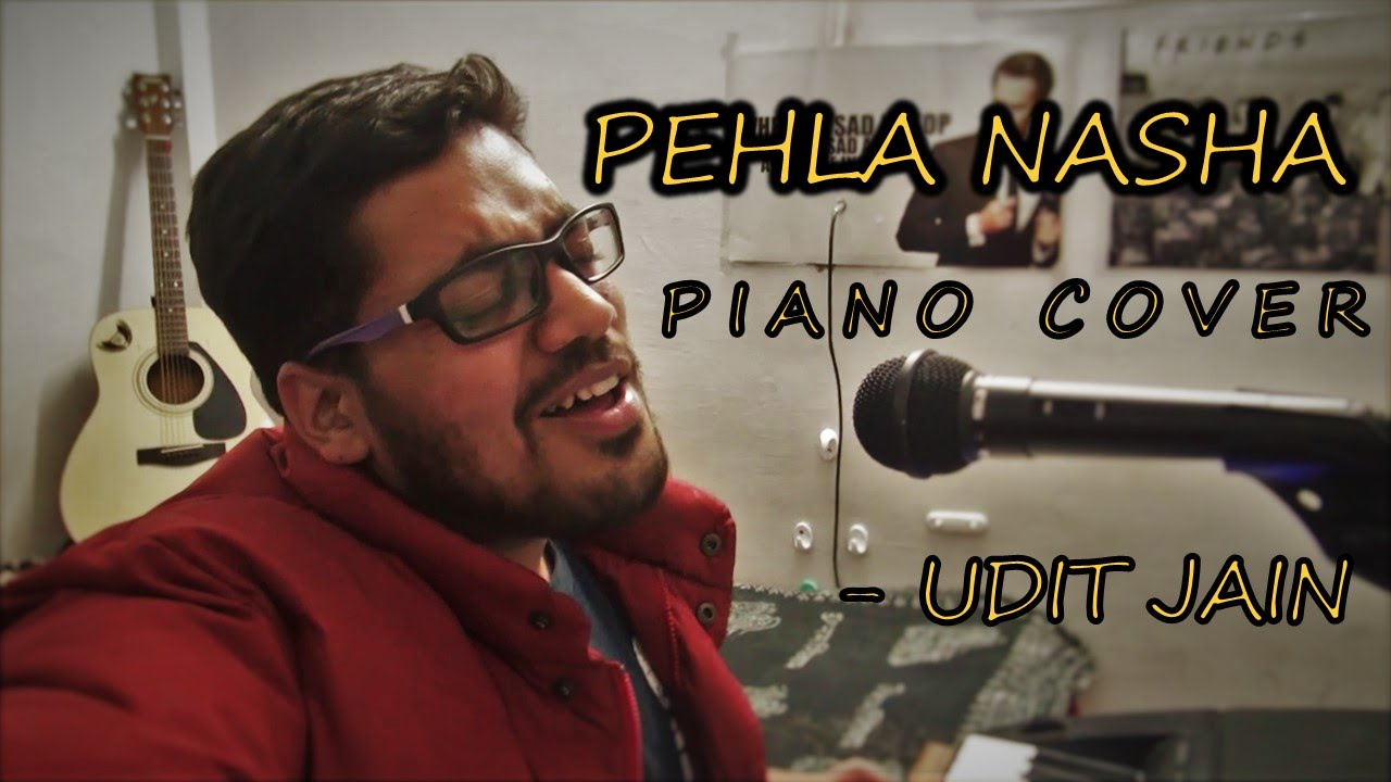 pehla nasha piano tutorial