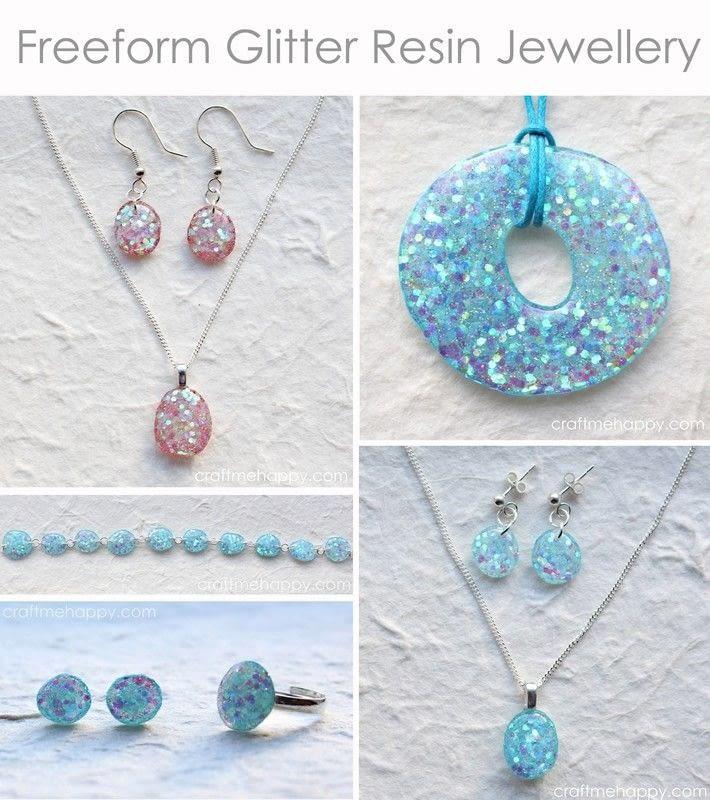 photo resin jewelry tutorial