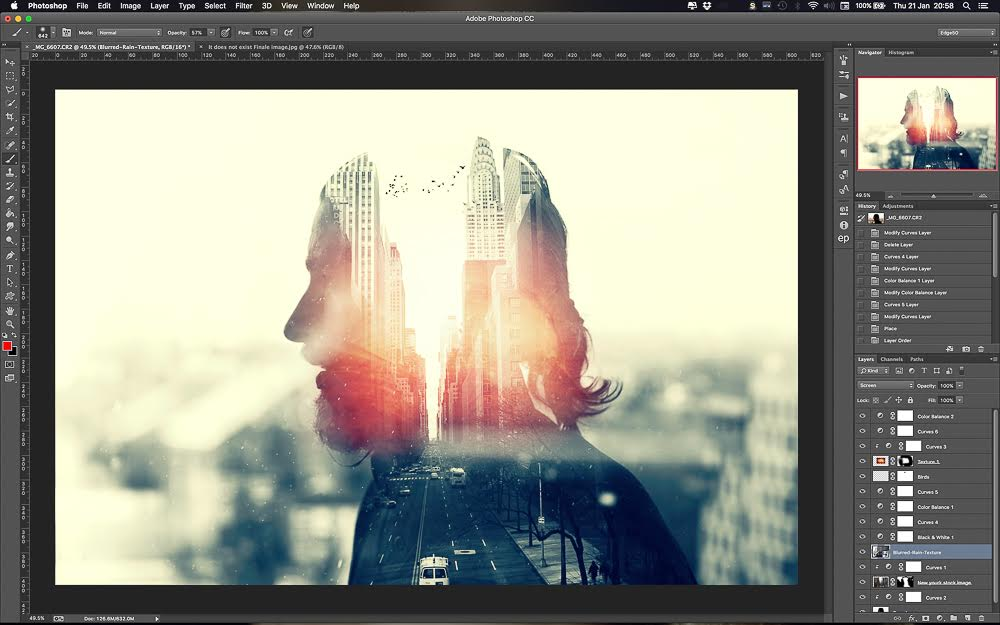 photoshop cs6 tutorial photo editing