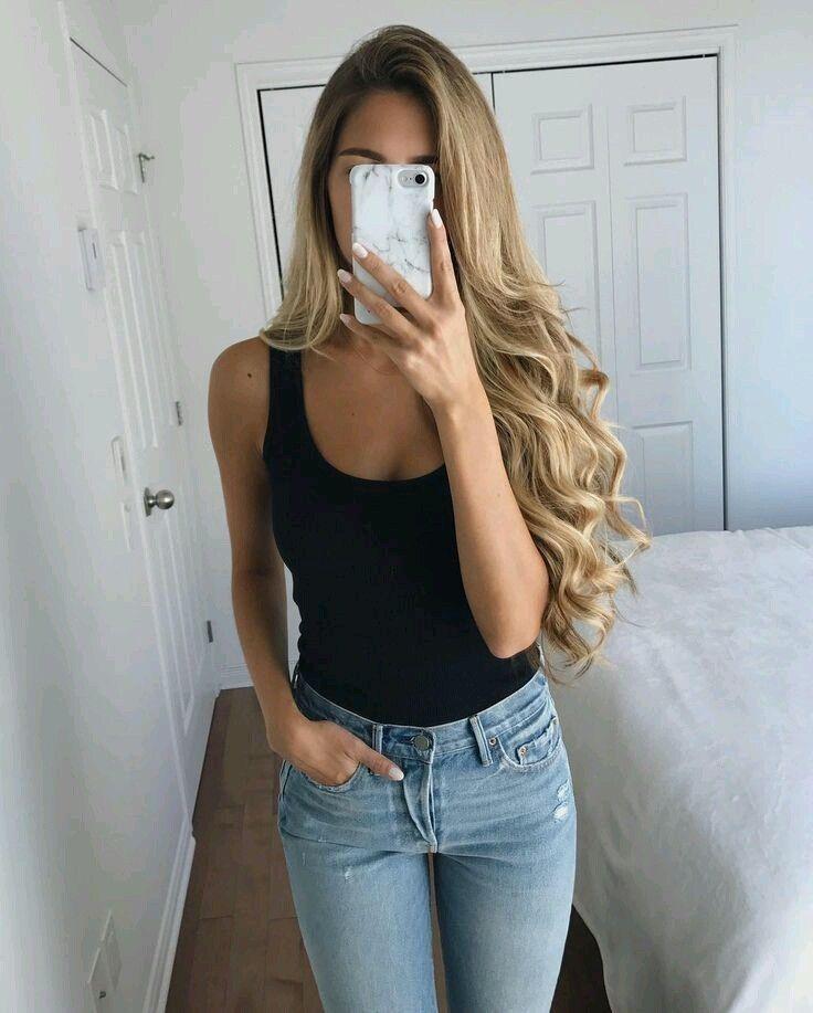 pin straight hair tutorial