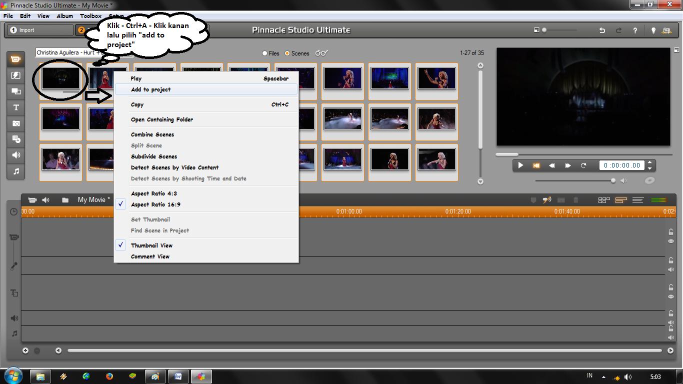 pinnacle video editing tutorial