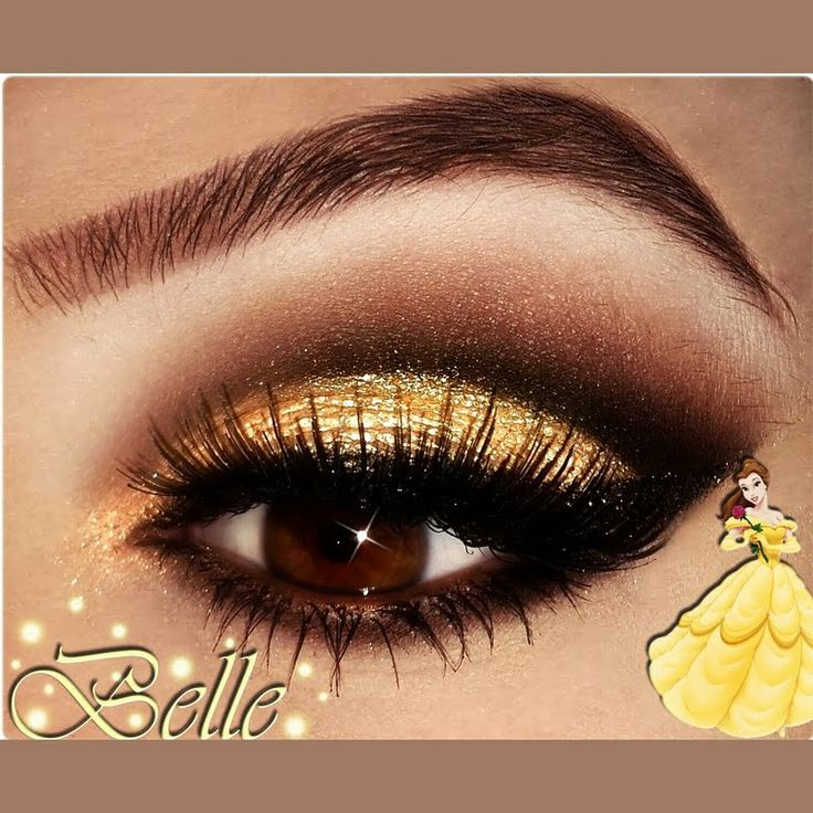 princess belle hair tutorial