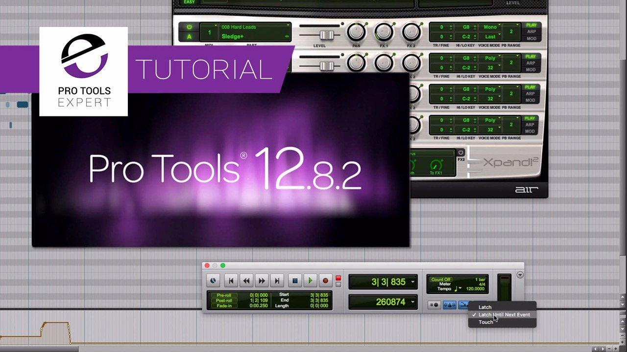 pro tools 12 tutorial pdf
