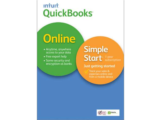 quickbooks online simple start tutorial